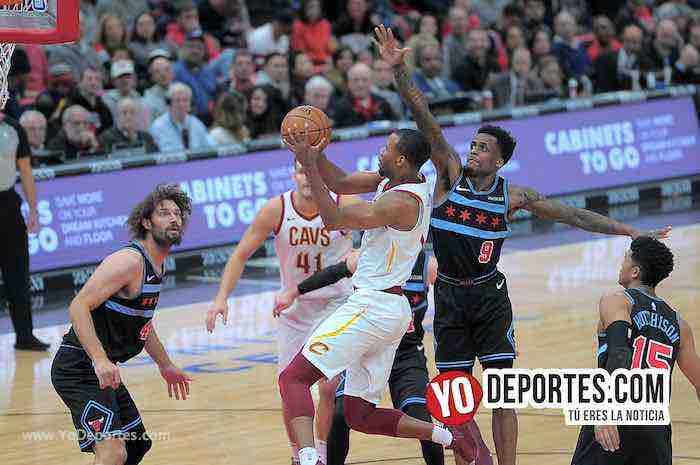 Robin Lopez-Antonio Blakeney-Chicago Bulls-Cleveland Cavaliers