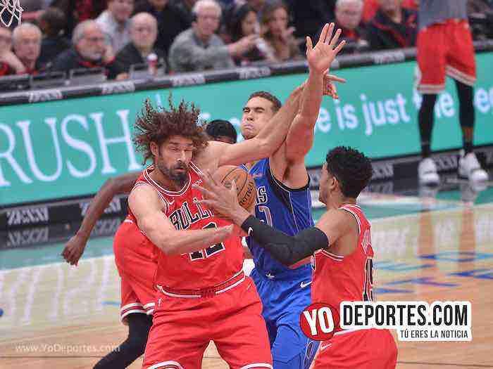 Robin Lopez-Chicago Bulls-Dallas Mavericks