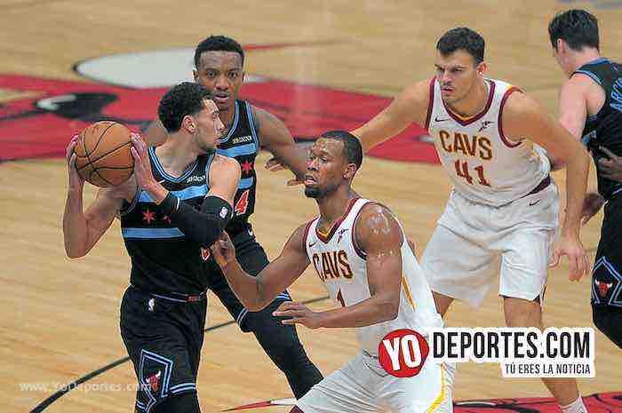Los Bulls le ganan al peor equipo de la liga Cavaliers de Cleveland