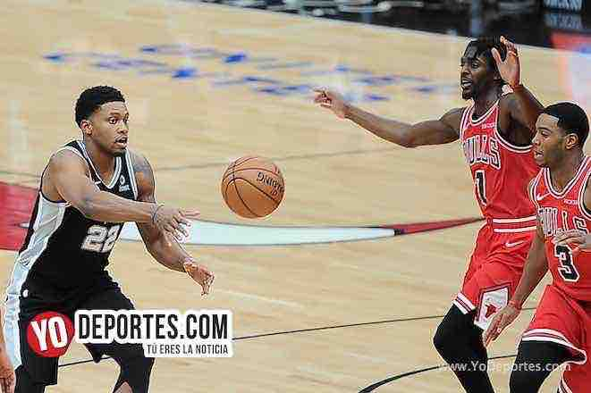 Rudy Gay-Chicago Bulls-San Antonio Spurs