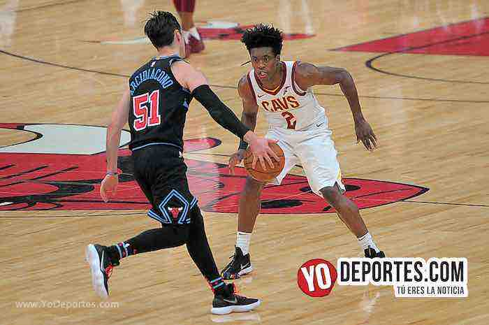 Ryan Arcidiacono-Chicago Bulls-Cleveland Cavaliers
