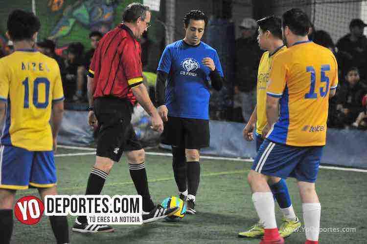 Tigres-CD Fenix-Liga Interamericana Chicago Futbol Soccer