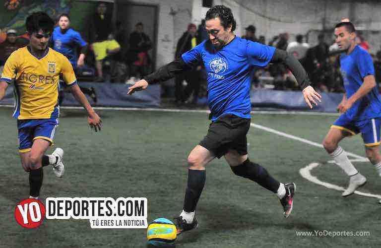 Tigres-CD Fenix-Liga Interamericana Chicago Futsal academy