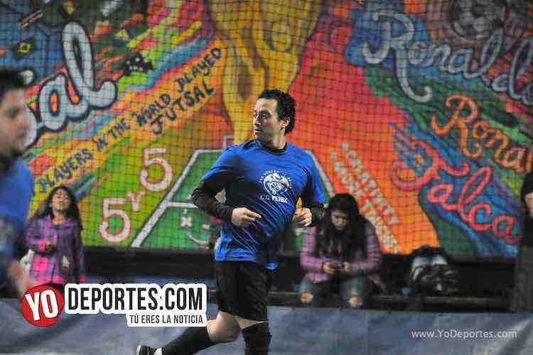 Tigres-CD Fenix-Liga Interamericana Indoor soccer futbol