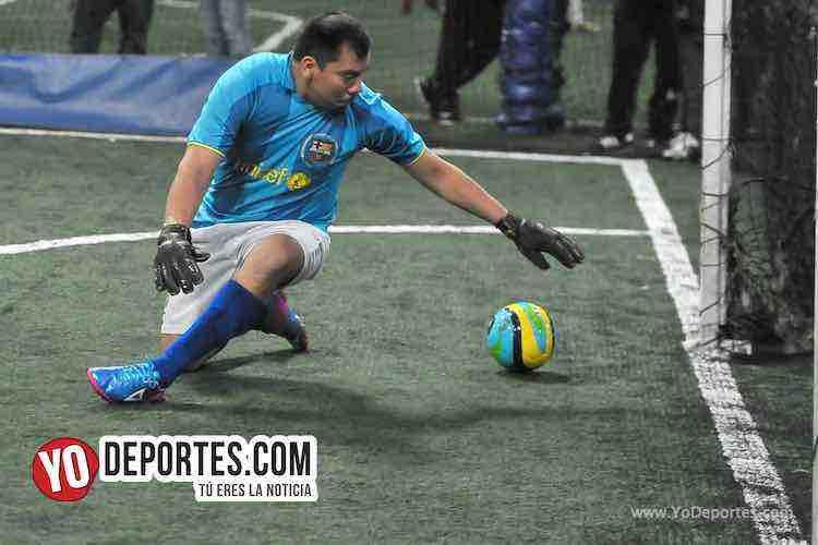 Tigres-CD Fenix-Liga Interamericana-Portero Futsal Indoor