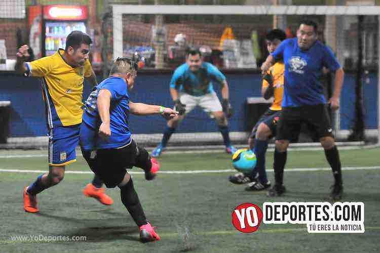 Tigres-CD Fenix-Liga Interamericana Ricardo Arcos Chitiva