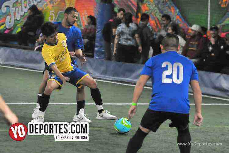 Tigres-CD Fenix-Liga Interamericana de Chicago