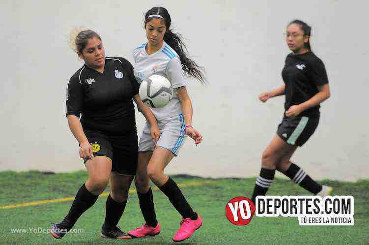 United FC gana sin problemas en la Copa Rosada