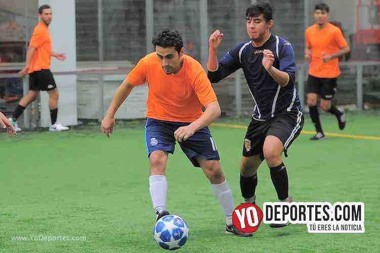 Villa Toro-Deportivo La Palma-Champions de los Martes-Liga San Francisco Futbol Rapido en Chicago