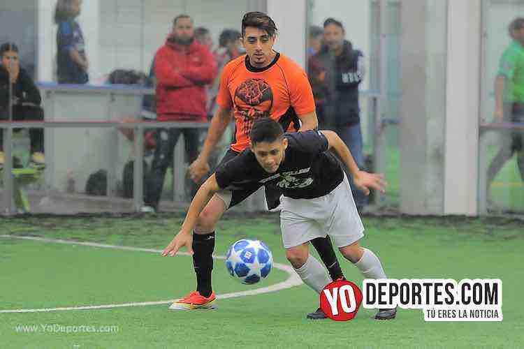 Villa Toro-Deportivo La Palma-Champions de los Martes-Liga San Francisco Futbol Rapido
