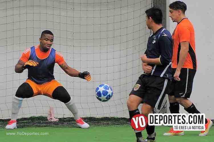 Villa Toro-Deportivo La Palma-Champions de los Martes-Liga San Francisco Soccer League Chicago