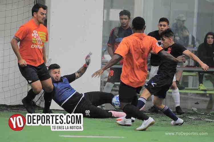 Villa Toro-Deportivo La Palma-Champions de los Martes-Liga San Francisco Soccer League