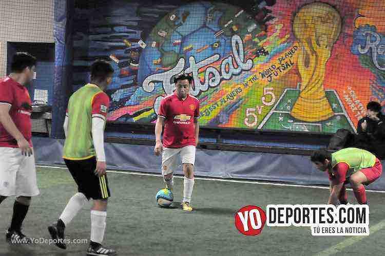 Villagran-CD Mex-Liga Interamericana Chicago Futsal Academy Clark
