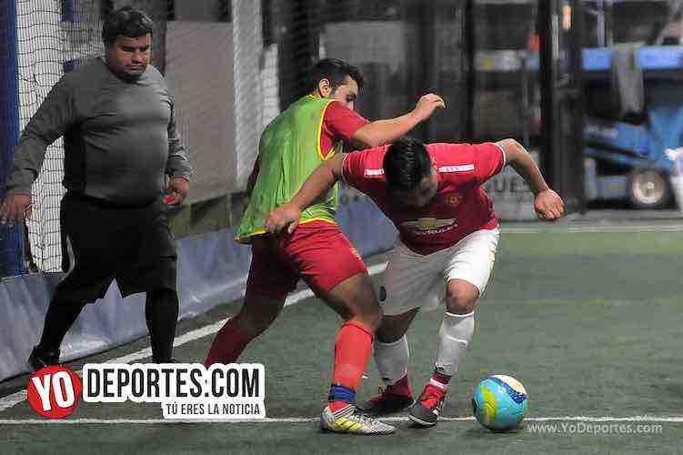 Villagran-CD Mex-Liga Interamericana Indoor Futbol