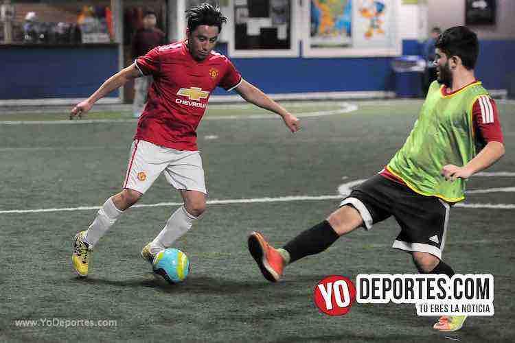 Villagran-CD Mex-Liga Interamericana de Futbol Indoor en Chicago