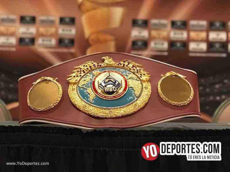 WBO Belt-World Boxing Super Series