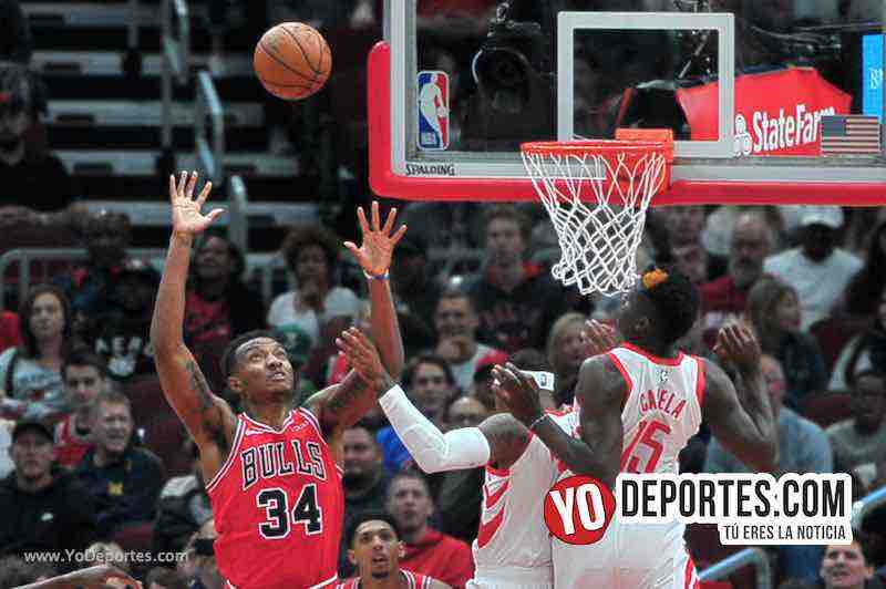 Wendell Carter Jr-Chicago Bulls-Houston Rockets