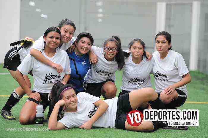 Las Wizards hacen magia en la Liga San Francisco High School Femenil