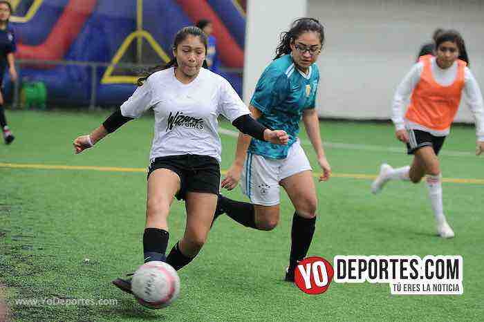 Wizards FC-OVO-Liga San Francisco High School Femenil