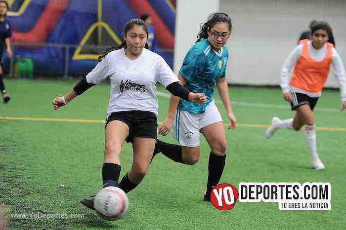 Wizards FC-OVO-Liga San Francisco High School Femenil