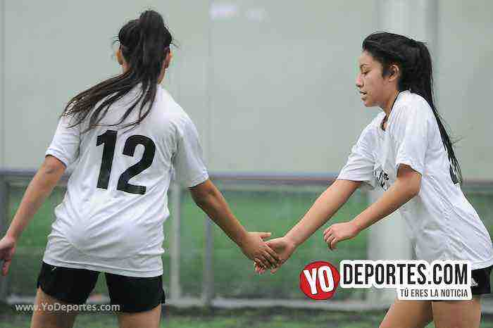 Wizards FC-OVO-Liga San Francisco High School Futbol Femenino Chicago