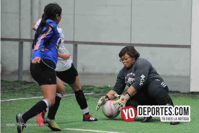 Wizards FC-OVO-Liga San Francisco High School Indoor femenil