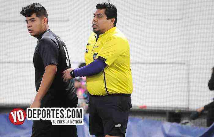 Arbitro Hector Cardenas-Luna FC-Chivas-Liga Taximaroa