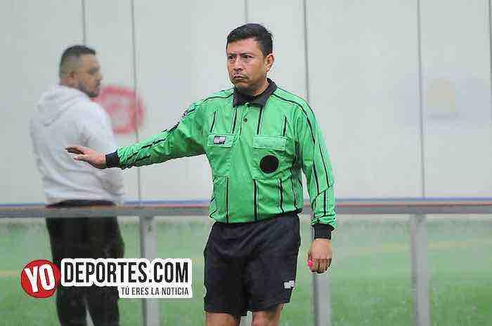 Arbitro Ladislao Velasquez-Campo Hermoso-Villa Toro FC-Liga San Francisco-Champions de los Martes