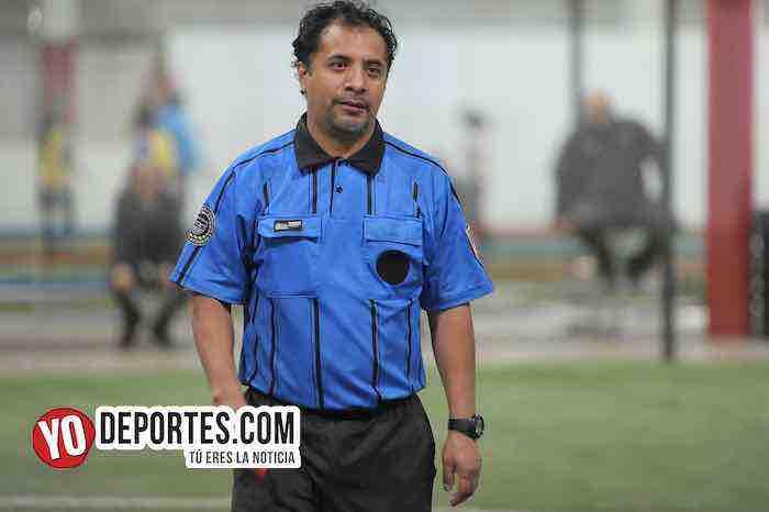 Arbitro Lady Sharks-Deportivo Ocaso-AKD Soccer League