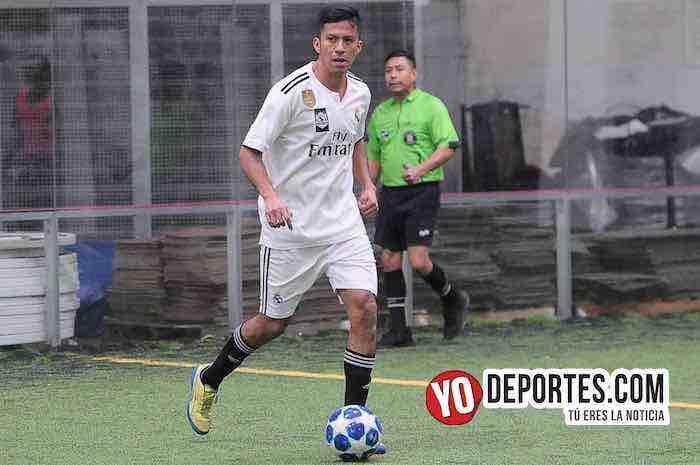 Armando Woody Sanchez-Boca Jr-Campo Hermoso-Champions de los Martes-Liga San Francisco