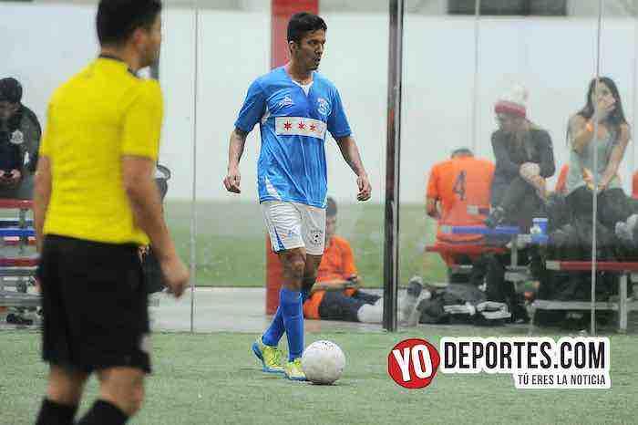 Armando Woody Sanchez-Deportivo Azteca-Chicago Soccer-Champions Liga Latinoamericana