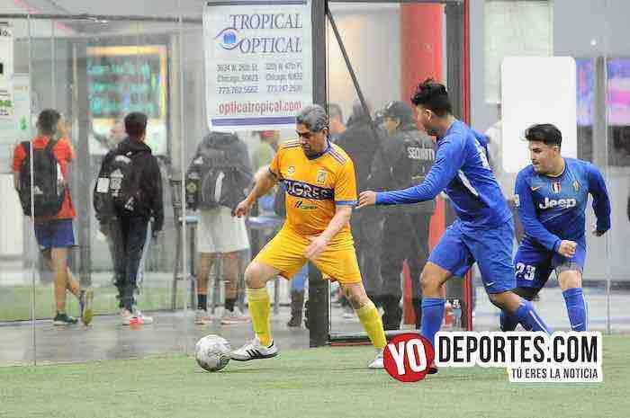 Aztecas-Deportivo Azul-Liga 5 de Mayo Futbol Indoor Chicago