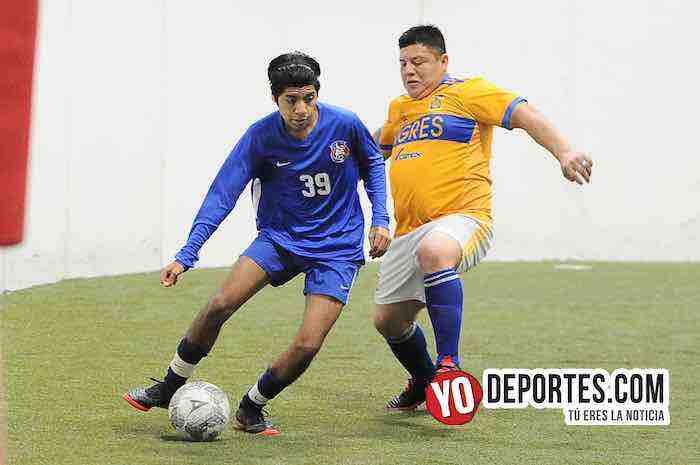 Aztecas-Deportivo Azul-Liga 5 de Mayo Soccer League Chicago
