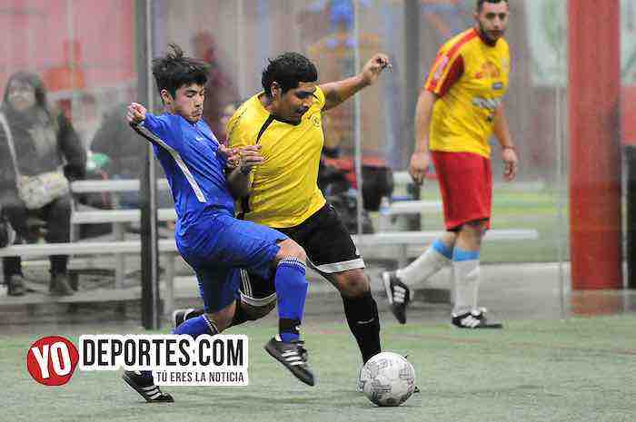 Aztecas-Deportivo Azul-Liga 5 de Mayo Soccer League