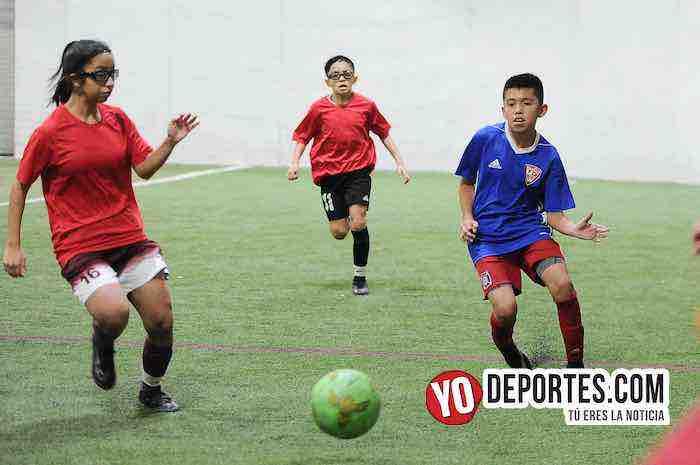 Ballistics-La Puerta-Champions Kids Futbol Infantil-Liga Latinoamericana