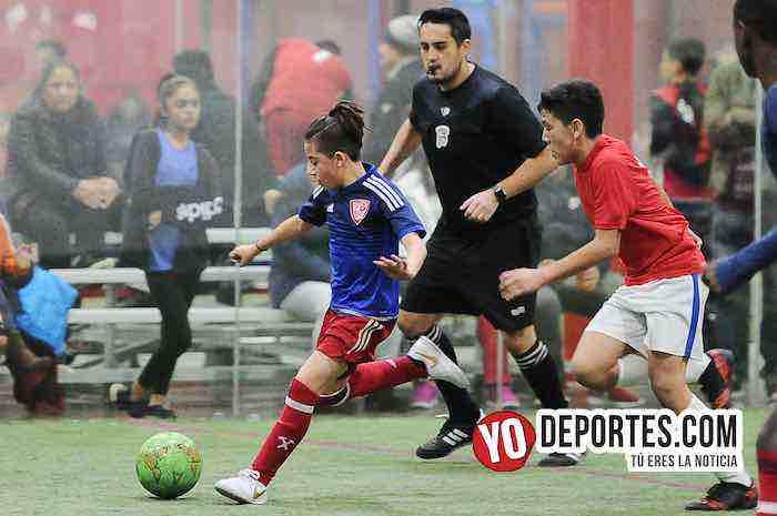 Ballistics-La Puerta-Champions Kids-Liga Latinoamericana Soccer League
