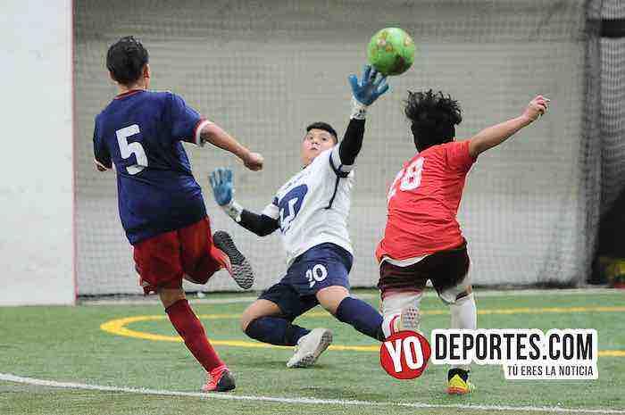 Ballistics-La Puerta-Champions Kids -Liga Latinoamericana