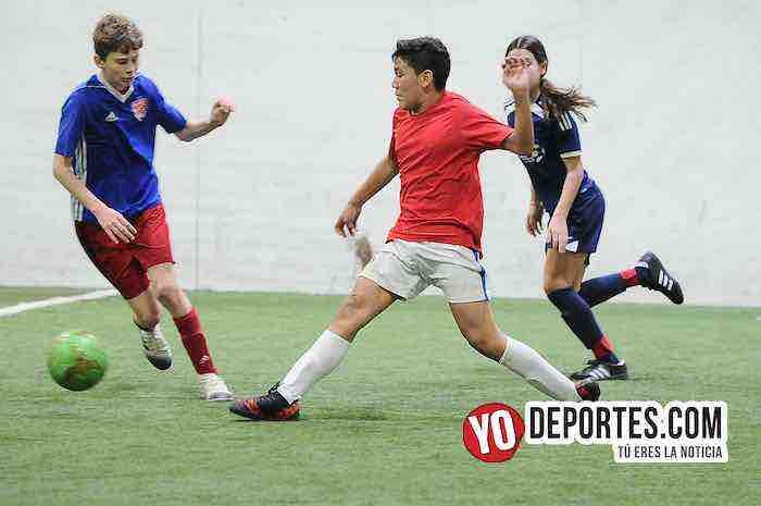 Ballistics-La Puerta-Champions Kids Torneo Relampago-Liga Latinoamericana Indoor Soccer