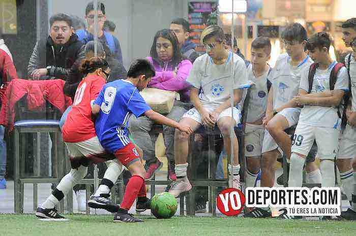 Ballistics-La Puerta-Champions Kids Torneo Relampago-Liga Latinoamericana