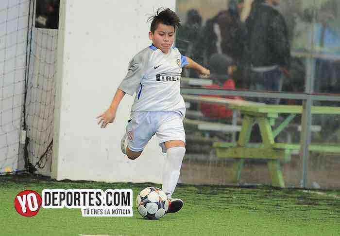 Blazers-Real Azteca-Liga Douglas Kids Chicago Soccer