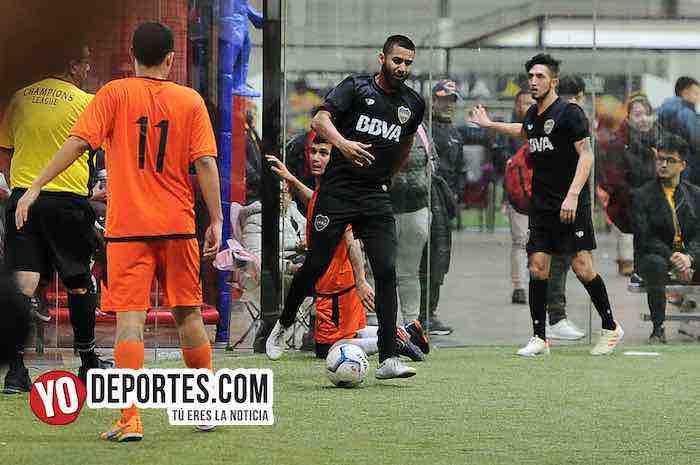Boca Jr-Red Fire-Champions Liga Latinoamericana Indoor Futbol