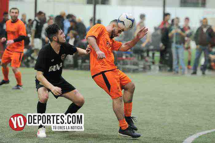 Boca Jr-Red Fire-Champions Liga Latinoamericana Soccer League