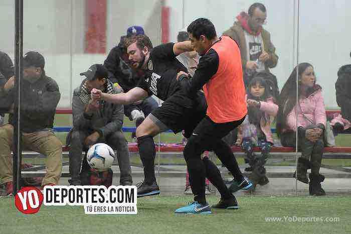 Boca Jr-Valencia-Liga Latinoamericana-Champions Chicago