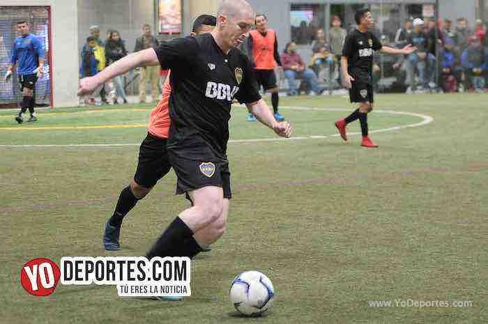 Boca Jr-Valencia-Liga Latinoamericana-Champions