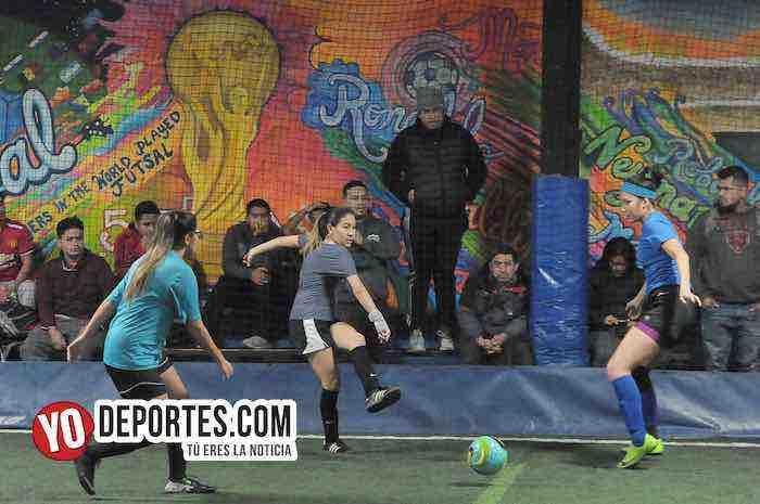 CD Fenix-Chicago FC-Liga Interamericana Femenil