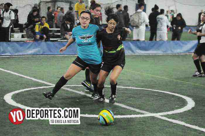 CD Fenix-Chicago FC-Liga Interamericana Lunes femenil