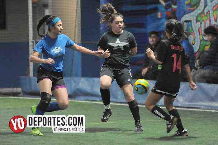 CD Fenix-Chicago FC-Liga Interamericana Mujeres Futbolistas Chicago
