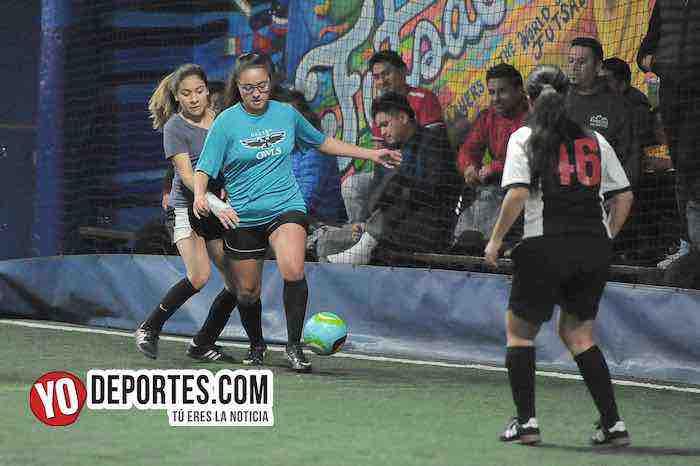 CD Fenix-Chicago FC-Liga Interamericana