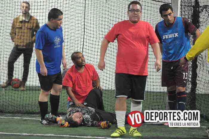 CD Fenix-FC Challenge-Liga Interamericana Futbol Indoor Chicago