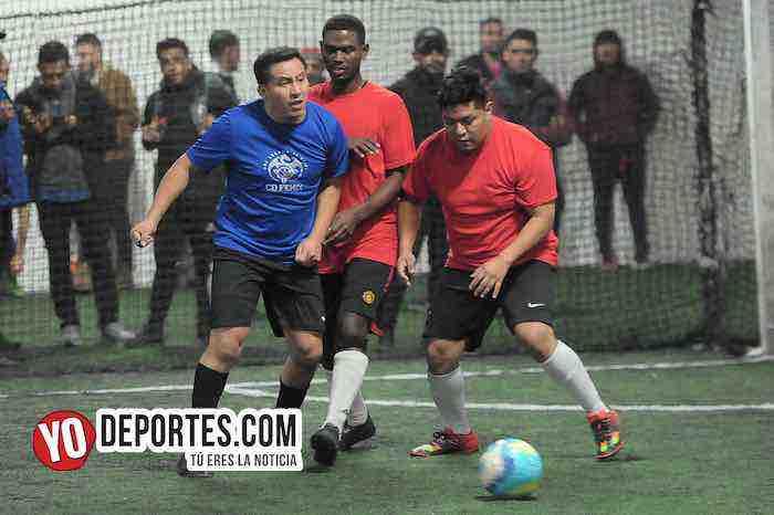 CD Fenix-FC Challenge-Liga Interamericana Indoor Futbol Soccer